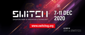 Join us at SWITCH 2020!