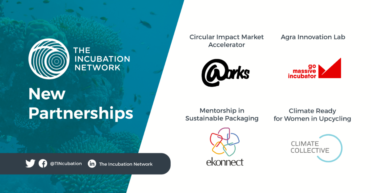 The Incubation Network Announced Four New Partnerships